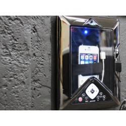Bluetooth MP3 Voděodolný dock s dálkovým ovládáním