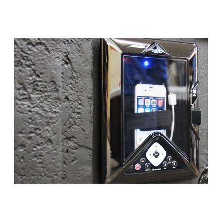 Ozvučení vířivky - Bluetooth MP3 Voděodolný dock s dálkovým ovládáním