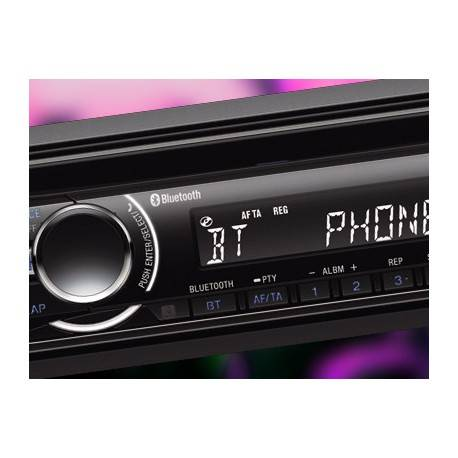 Bluetooth® CD Přehrávač s Handsfree Mikrofonem vířivky