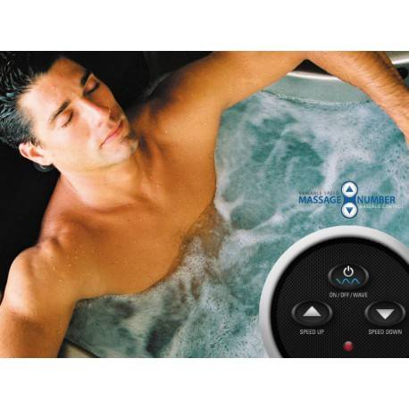 Vířivky - Total Control of Your Massage Experience