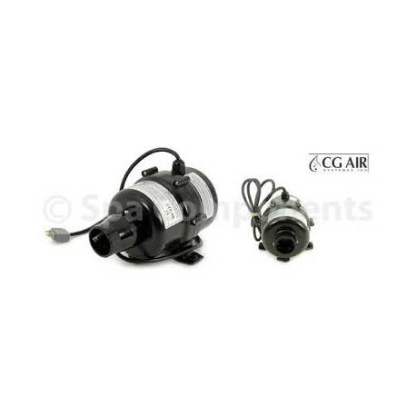 CG air blower for spas