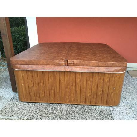PVC luxrury skirt for spas and hot tubs
