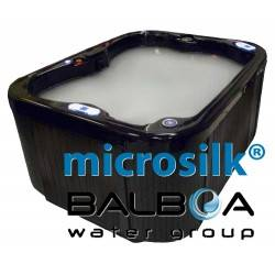 Microsilk system from Balboa for water and spas hydrotherapy